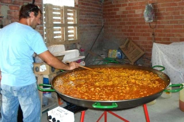 Stirring up a feast
