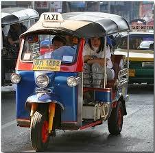 ........trust me - I'm a tuktuk driver.........